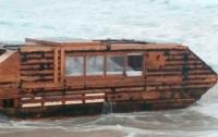 Плавучий дом канадца достиг берегов Ирландии