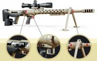 Харьковчане создали уникальную крупнокалиберное винтовку