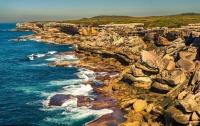 Британский турист погиб из-за селфи на краю скалы