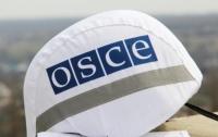 На Донбассе обстреляли наблюдателей ОБСЕ