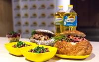 На Фестивале здоровой еды раскрыли «Секрет-винегрет»