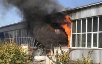 Работники завода в Сумах пострадали от взрыва и пожара