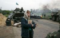 На освобожденных территориях Донбасса ситуация остается далекой от стабильности