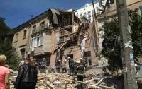 Названа причина взрыва в доме на Голосеево