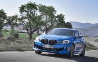 BMW выпустил новое поколение хетчбэка 1-Series