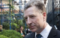 Курт Волкер назвал условие воссоединения Украины