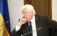 Сегодня Пшонка станет Генпрокурором Украины