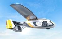 В Словакии проходит тестирование летающий автомобиль