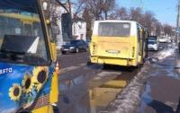 Столкновение маршруток на Волыни: 11 пострадавших
