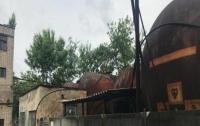 На предприятии в Черновицкой области стояли цистерны с 40 т наркосырья