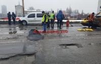Водители считают, что киевские власти ждут аварии со многими жертвами (видео)