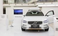Volvo представила кроссовер с отделкой из переработанного пластика