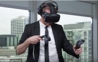 Американец использовал шлем виртуальной реальности 25 часов подряд