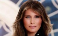 Белый дом обнародовал официальный портрет первой леди США