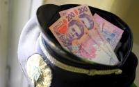 Запорожского патрульного задержали на крупной взятке