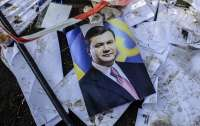 Санкции против Януковича на совести Порошенко