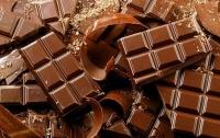 В Одесской обл. турист украл из магазина шоколад