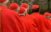 В Ватикане первое голосование за нового Папу Римского провалилось