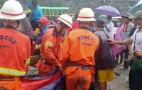 В Мьянме обвалилась шахта: более ста погибших