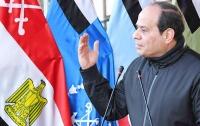 Президент Египта заявил о готовности лично воевать против террористов