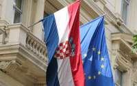 Хорватия на полгода возглавила ЕС