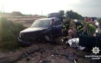 Масштабное ДТП под Харьковом: четверо людей серьезно пострадали