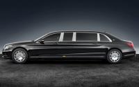 Рассекречен новый бронированный лимузин Mercedes-Maybach