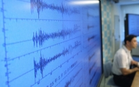 В Тихом океане произошло землетрясение
