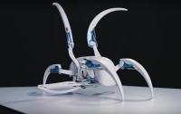 Создан жудкий робот-паук, способный трансформироваться в колесо (ВИДЕО)