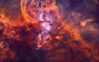 Дивовижне фото туманності у вигляді Статуї Свободи показали астрономи