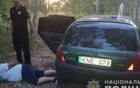 На Киевщине задержали грабителей из Грузии