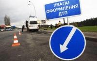 Во Львовской области в результате ДТП пострадали пять иностранцев
