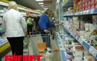 Супермаркеты Киева не беспокоятся за сохранность своего товара