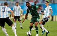 Капитан сборной Нигерии отыграл матч с Аргентиной, после того как узнал о похищении отца