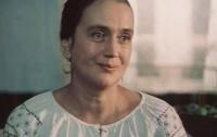 Скончалась легендарная украинская актриса Ирина Бунина