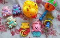 Таможенники доблестно остановили контрабанду игрушек