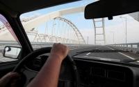 Украина хочет дополнительных санкций за пользование Крымским мостом