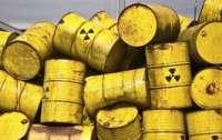 В Украине хотят построить хранилище для радиоактивных отходов из РФ