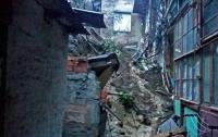 Природный катаклизм повредил город в оккупированном Крыму