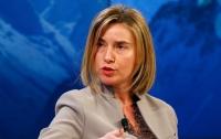 СМИ: Могерини едет инспектировать Украину