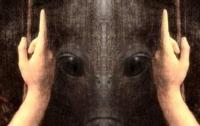 На картине Леонардо да Винчи обнаружили пришельца (ВИДЕО)