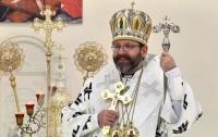 Греко-католики и мусульмане Украины поздравили новую церковь (фото)