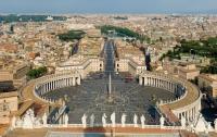 Бездомная румынка родила на площади Святого Петра в Ватикане