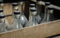 В Киеве накрыли производство суррогатного спиртного