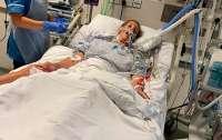 Женщина упала во время пробежки, подхватила смертоносную инфекцию и впала в кому