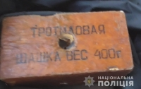В Одессе задержали мужчину со взрывчаткой (видео)