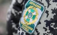 Украинец пытался прорваться через границу с наркотиками