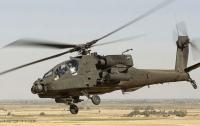 Военный вертолет врезался в башню аэропорта в Германии