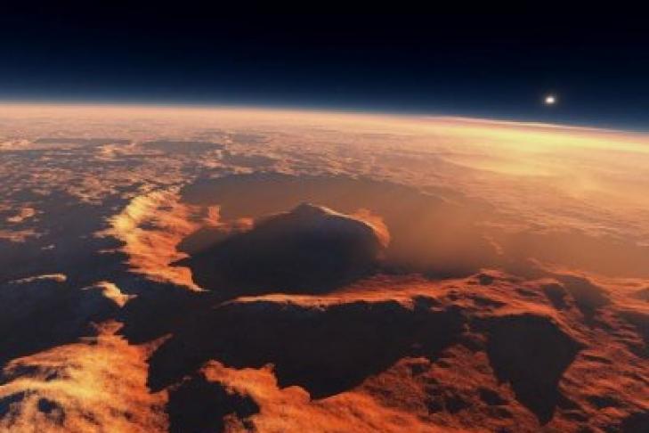 Миссия NASA поизучению Марса изнутри начнется 5мая