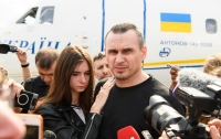 Олег Сенцов: